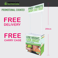 Herbalife Promotional Display Stands -Popup/Exhibition Stand_Free Body Test 3