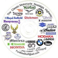Motorcycle Nostalgia - Bridgestone BSA CZ/Jawa DKW Hodaka Penton Norton Zundap