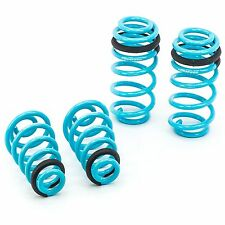 GODSPEED TRACTION-S LOWERING SPRINGS FOR AUDI A4 2002-2005 FWD B60 SET KIT BLUE