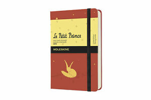 Moleskine Limited Edition 12 Month Petit Prince Daily Planner, Hard Cover, Pocke