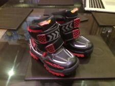 NEW KIDS NEXT FUR LINED WINTER SNOW BOOTS SIZE 10-12 (EUR SIZE 29-31)