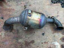 Peugeot Partner 1.9d Dw8 Van Mpv Euro2 01-02 Centre Exhaust Pipe Replacement