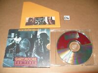Gary Moore  Too Tired 1990 4 Track cd Single cd is Mint/Inlays are Excellent
