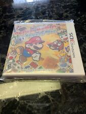 3DS - Paper Mario: Sticker Star - Brand new and sealed - free shipping