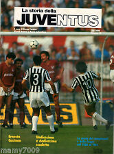 LA STORIA DELLA JUVENTUS=FASCICOLO N°10=1958-1961=PLATINI E CABRINI COVER