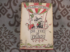 'The Toys of Princes' by Ghislain De Diesbach 1962 HCw/DJ Vintage Collectible