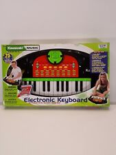 Kawasaki Kids Electronic Keyboard 25 Keys Kids Music Toy No. 77040 Brand New