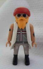 Playmobil toy figure -  tattoo man