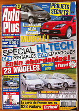 AUTO PLUS du 29/5/2007; Spécial Hi-Tech/ Match BMW-Audi-Mercedes/ Golf Break