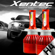 Xentec H4 HB2 9003 LED Headlight Kit Hi Low beams 120W 12000lm Bulb HID 6000K