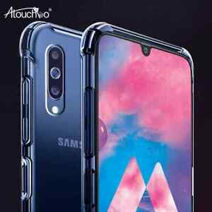 Genuine Samsung Atouchbo King Kong Armor Shockproof Anti Shock Clear Case Cover