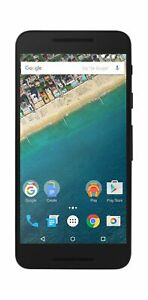Nexus 5X H791  Carbon Black Smartphone for parts