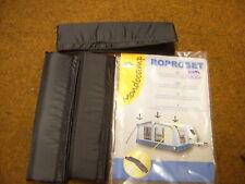 Auvent Caravane Storm Cravate Bas Kit Protection Manches Stop Usure sur Toile