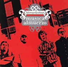 Musica Para Despues De Almuerzo Bitman & Roban MUSIC CD
