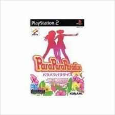 Used PS2 Para Para Paradise Japan Import