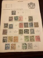 Hungary Old Stamps  Lot Collection
