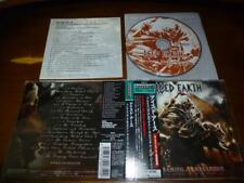Iced Earth / Framing Armageddon Something Wicked Part 1 JAPAN+1 C1