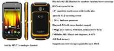 ZTE T83 4G LTE GPS Android Waterproof Unlocked Rugged Tough Builder Smartphone