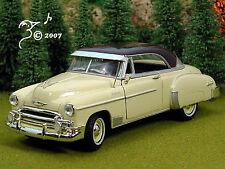 Die Cast 1950 Chevolet Bel Air G Scale 1:24 by Showcases 50 Chevy
