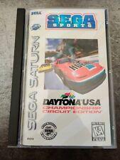 Daytona USA: Championship Circuit Edition Game for Sega Saturn - Complete