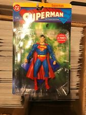 DC Direct Superman Series 1 Superman 21 Points Of Articulation Action Figure