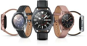 🔥 Galaxy Watch Series 3 41MM LTE Cellular + GPS 🔥 Never USED NO RETAIL BOX 🔥