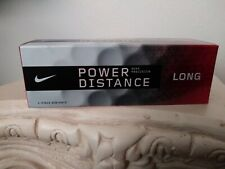 New Nike Precision Golf Balls Pd Long Box of 3 White Balls Power Distance New