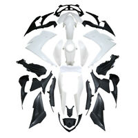 Unpainted Injection ABS Fairing Bodywork For Yamaha YZFR3 15-18 YZF R25 15-17 US