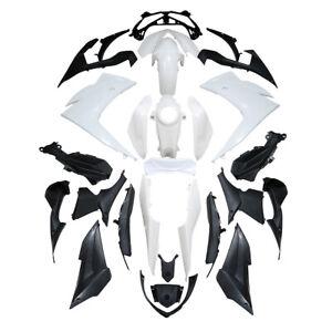 Unpainted Fairing Bodywork Kit Fit For Yamaha YZF R3 15-18 YZF R25 15-17