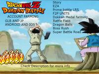 Dokkan Battle Farmed Global 2500+ Stones + 1LR   eBay