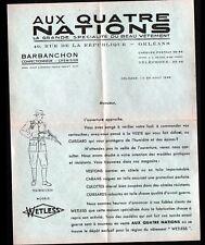 """ORLEANS (45) VETEMENTS de CHASSE / CONFECTION & CHEMISIER """"BARBANCHON"""" WETLESS"""