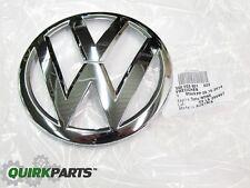 15-17 VW Volkswagen Golf GTI Golf Sportwagen Front Grille Emblem Grill Badge OEM