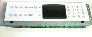 Digital Appliance Controls 00n21180101 Stove Range Control Panel Display