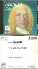 CD - SCARLATTI : 13 SONATES ( MUSIQUE CLASSIQUE CLASSIC ) COMME NEUF - LIKE NEW