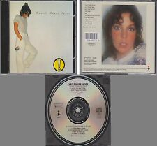 CAROLE BAYER SAGER Self Titled S/T Same (GERMANY) Elektra Early Press CD 1977