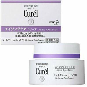 Kao Curel AGING Care series Moisture Gel Cream 40g Anti-aging 490130133452