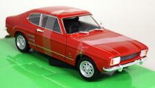 Nex 1/24 Scale - 1969 Ford Capri MK1 In Red Diecast model car
