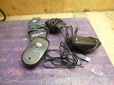 lot 4x various models standard laser mouse#