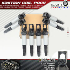 8x Ignition Coils for BMW E53 E60 E65 E66 E70 545i 550i 645ci 735i 740i 750i X5