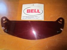 Bell Star 245 shield, tinted, NOS