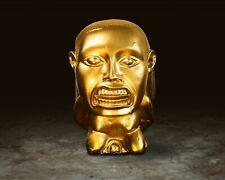 The Fertility Idol | Indiana Jones Golden Idol Movie Replica Prop