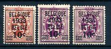 België/Belgique 375A-376 * COB = 55 Euro vl2035