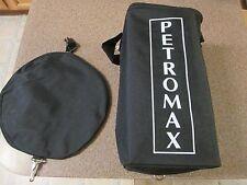 Petromax hipolito aida geniol 100 150 CP Lantern carrying Case & reflector bag