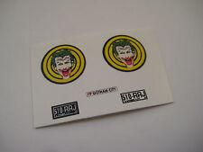 Ertl  Batman Joker Van  Stickers - 1:48 scale - B2G1F
