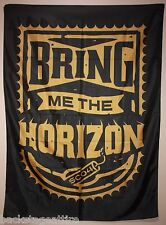 BRING ME THE HORIZON BMTH Dynamite Shield Fabric Cloth Poster Flag Tapestry-New!