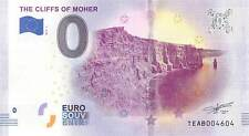 Commemorative 0 Euro Souvenir Banknote of Cliffs of Moher - FEW REMAIN WORLDWIDE