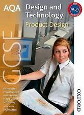 AQA GCSE Design and Technology: Product Design by Brian Russell, Andrea Bennett, Jeff Draisey, Krysia Ballance, Nicola Deacon (Paperback, 2009)