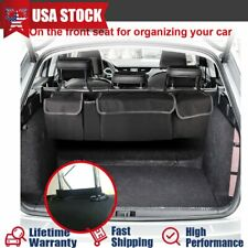 Multi-use Car Trunk Back Seat Organizers Bag Large Capacity Interior Accessories