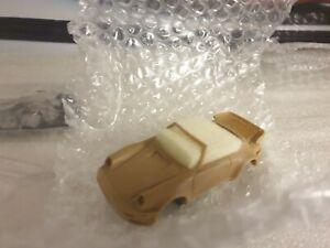 PIT MODELS - PORSCHE 911 TURBO CABRIO - USA VERSION - 1/43 SCALE RESIN MODEL