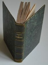 MEMOIRES DE COMMINES AVEC NOTICE BIOGRAPHIQUE ED BELIN LEPRIEUR 1845 BE